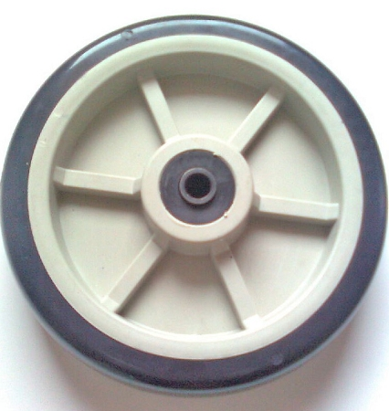 U Boat Stock Cart Wheel