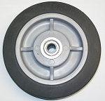 U Boat Stock Cart Wheel 6 x 1.5 Heavy Duty