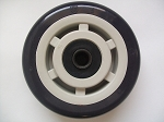 U Boat Stock Cart Wheel 5 x 2 Heavy Duty