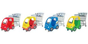 Bean Cart Decal Kit